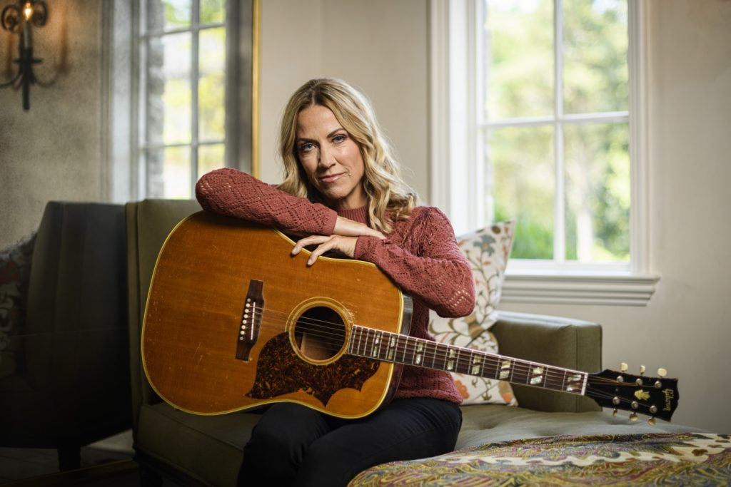 Sheryl Crow Height, Weight & Body Measurements