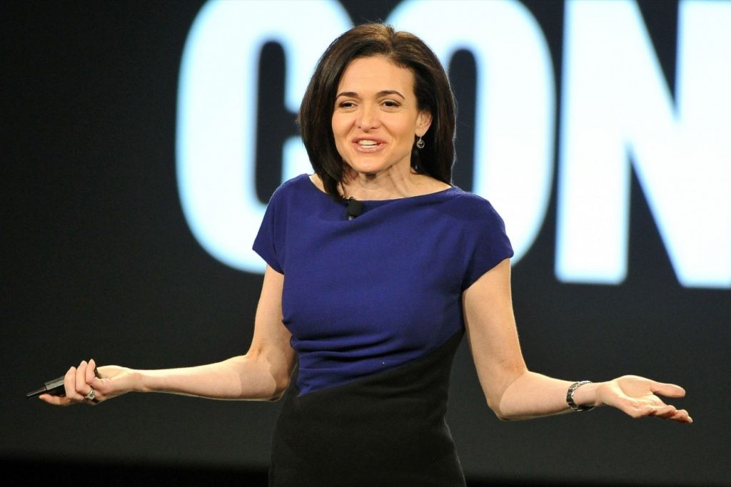 Sheryl Sandberg Height, Weight & Body Measurements