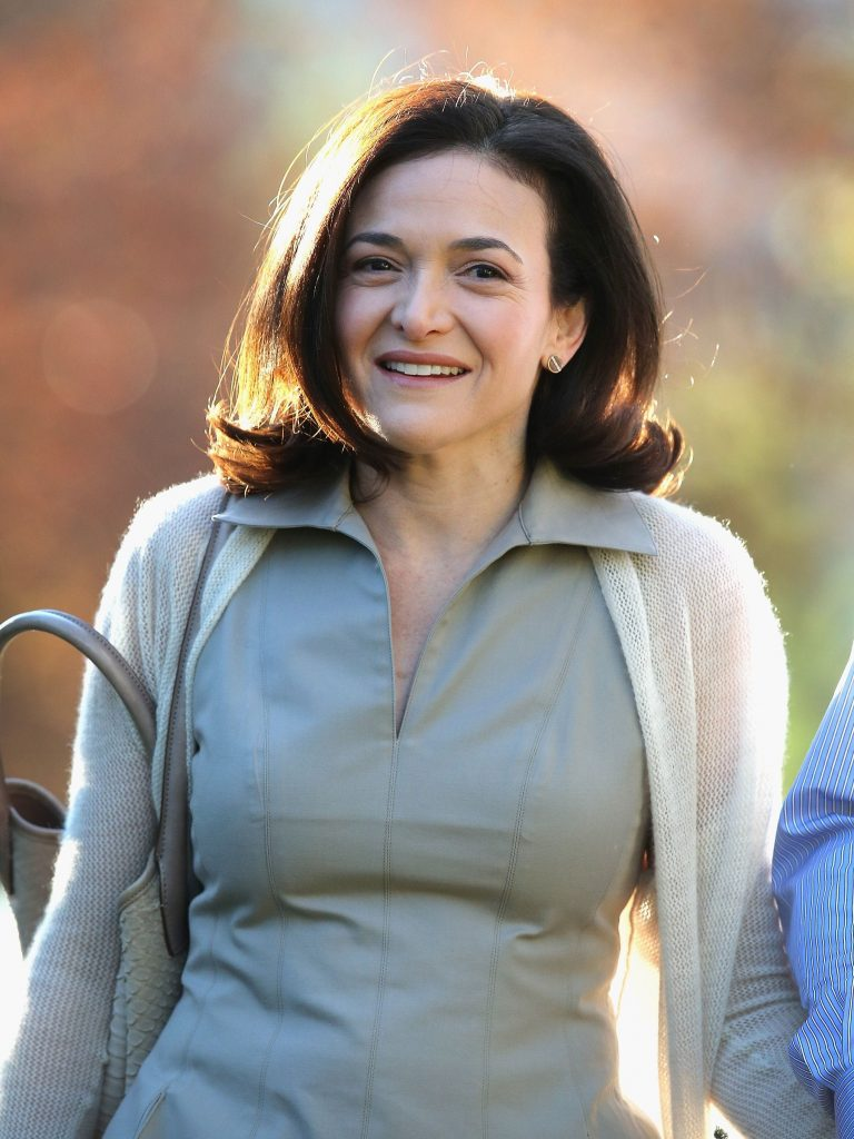 Sheryl Sandberg Wiki