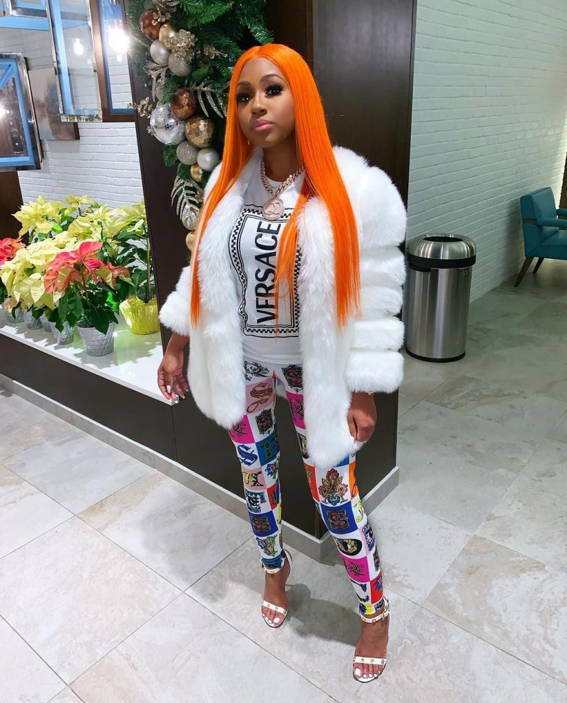 Yung Miami Height, Weight & Body Measurements