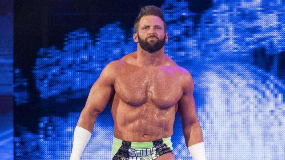 Zack Ryder Height, Weight & Body Measurements