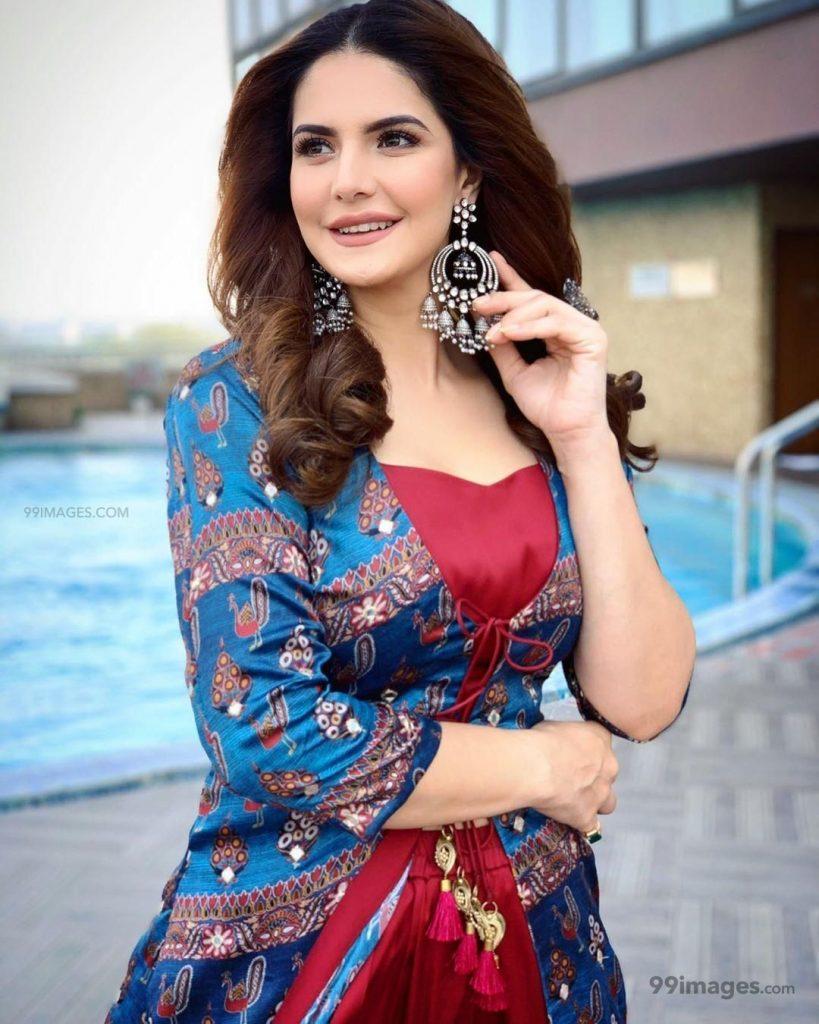 Zareen Khan Wiki
