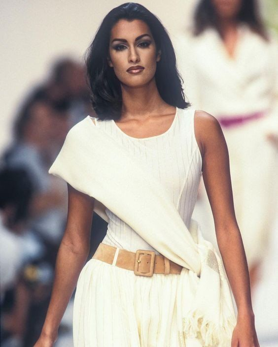Yasmeen Ghauri Height, Weight, and Body Measurements
