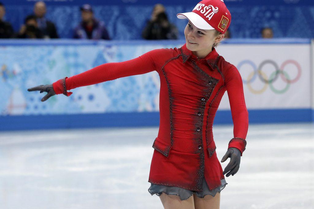 Yulia Lipnitskaya Biography