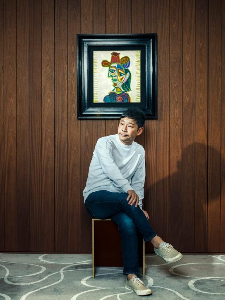 Yusaku Maezawa Height, Weight & Body Measurements